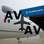 Первый Legacy 500 поставлен в Мексику