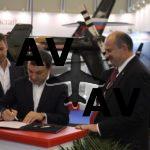«Хелипорты России» подписала два соглашения с Bell Helicopter