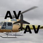Раскрась вертолет – получи приз