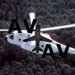 Легкие вертолеты оттолкнулись от дна