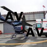 Вертолеты над Невой