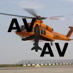 Bell-525 взлетел