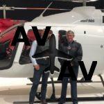 Bell 505 «добрался» до Кении